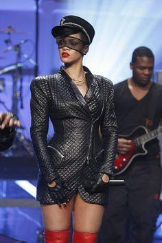 Rihanna, 2009 - Photo: Justin Lubin/NBCU Photo Bank