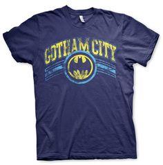 Batman Gotham City Koszulka Męska