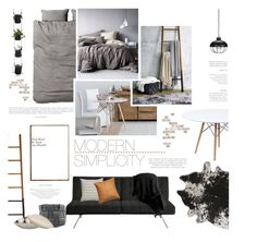"""Tuesday"" by fyenksfiona ❤ liked on Polyvore featuring interior, interiors, interior design, home, home decor, interior decorating, H&M, Natural by Lifestyle Group, UGG Australia and Lostine"