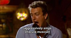 "And, of course, when Peter sang his Dracula musical and really committed. | Proof That ""Forgetting Sarah Marshall"" Is The Funniest Movie Of All Time"