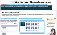 Universal Soundbank, más de 30000 sonidos y efectos de sonido gratis para descargar