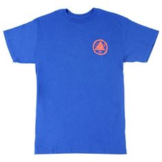 Welcome Skateboards Talisman T Shirt in Blue