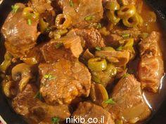 תבשיל בשר / צילום : ניקי ב