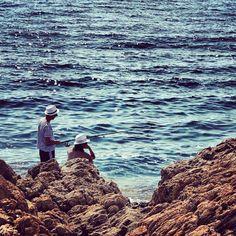 #France Côte d'Azur #calanques, August 2011