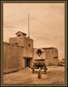 Bents Old Fort | Flickr - Photo Sharing!