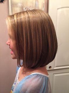Resultado de imagem para medium length little girl hairstyles