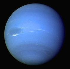 Neptune is the planet form the sun. It is about the same size as Uranus. Neptune has some of the fastest winds in the solar system which reach speeds of thousands of kilometers per hour. THE PLANET NEPTUNE