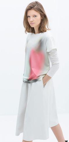 Zara Woman S/S 2014