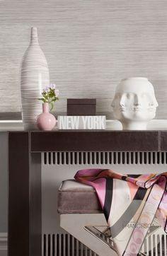 desire to inspire - desiretoinspire.net - Reader's home - Frances' gorgeous pad in Queens