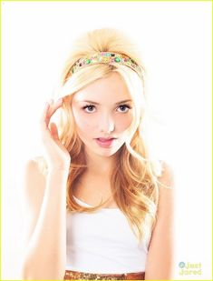 Peyton List was born on April 6, 1998. She started her acting career at the age of four, when her family moved to New York. She can dance multiple styles including jazz, tap, and ballet. Check her out as she plays Emma Ross on Jessie!