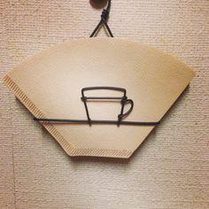 Coffeeペーパーフィルター入れNo.2