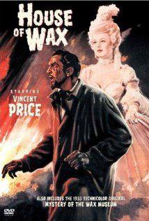 Los crímenes del museo de cera (1953) #halloween #horror