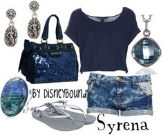 Syrena - Pirates of the Caribbean