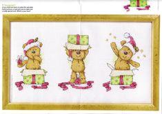 xmas bears
