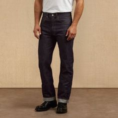 The Levi�s® Vintage Clothing 1947 501® was the jean of a new. Vintage Jeans  MensVintage ... 04e74056e
