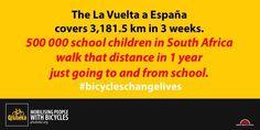 #LaVuelta