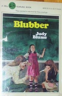 Loved Judy Blume, too.