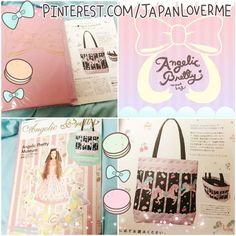"Join in our Pinterest Giveaway for #JapanLoverMonthsary!!! HOW TO JOIN: 1. FOLLOW JapanLover on Pinterest (www.pinterest.com/japanloverme) 2. Create a board titled ""JapanLoverMe!"" 3. Repin THIS Angelic Pretty Pinterest Giveaway Announcement into your ""JapanLoverMe!"" board. 4. Pin at least (1) other piece from JapanLover's ""I am a JapanLover"" board & pin it on your own ""JapanLoverMe!"" board. WITH THE HASHTAG #JapanLoverMonthsary 5. Contest is open until May 31, 2013, 11:59pm JPN time."