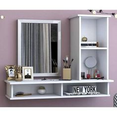 O que acham desses organizadores? What do you think about these organizers? Bedroom Vanity Ikea, Bedroom Vanity With Lights, Bedroom Makeup Vanity, Master Bedroom, Interior Design Living Room, Living Room Designs, Living Room Decor, Home Decor Bedding, Home Decor Furniture