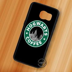 Coffee Hogwarts Harry Potter Starbucks - Samsung Galaxy S7 S6 S5 Note 7 Cases & Covers