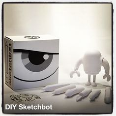 DIY Sketchbot #creative
