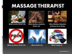 What a Massage Therapist Really Does