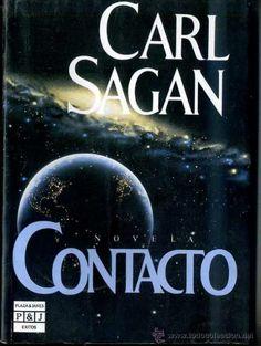 Hermosa novela del inolvidable divulgador científico Carl Sagan.