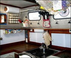 Kathy Parsons - Galley Advice from a Coastal Cruiser & Island Hopper – WOMEN AND CRUISING