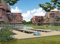 Manewater: wonen aan de groene stadsrand van Mechelen