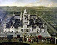 El Escorial Palace of the Habsburg Dinasty. XVI-XVII Centuries