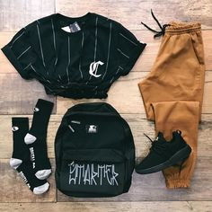 Summer Outfits For Teens, Teenage Girl Outfits, Teen Fashion Outfits, Edgy Outfits, Retro Outfits, Dance Outfits, Cute Comfy Outfits, Cool Outfits, Look Cool