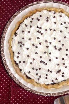 Savory Moments: Chocolate cream pie