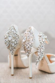 Bridal High Heels Shoes New Variety 2019 for wedding. This is a new style for high heels shoes. This is only made for bridal wear shoes High Heels White Wedding Shoes, Wedding Heels, Perfect Wedding, Dream Wedding, Wedding Day, Wedding Blog, Bella Wedding, 2017 Wedding, Magical Wedding