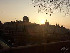 Golden hours... by Aldria DaMatta-Combes