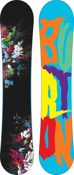 Need a new snowboard, 156 Burton all mountain
