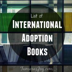 Over 230 adoption books for children to choose from! Tamarasjoy.com
