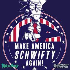 Rick for President 2020