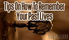 by Jo Leonard If there really is such a thing as reincarnation, then why don't we remember our past lives? Actually, when you think about it, we don't even remember much of this life let alone our past lives. Well, why not? To start with, there's the possibility that our forgetfulness is due to a …