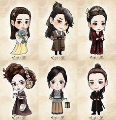 "Scarlet Heart: Ryeo on Twitter: ""These are so cute! \^0^/  #MoonLovers #ScarletHeartRyeo #달의연인 #보보경심려 https://t.co/8PcSLTPtfM"""