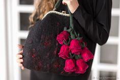 Wool Felt, Purses And Bags, Bomber Jacket, Jackets, Fashion, Down Jackets, Moda, Fashion Styles, Fashion Illustrations