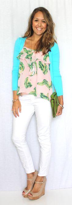 d55e1e1b5 Tropical Prints — J's Everyday Fashion (This color combo) Js Everyday  Fashion, Melie