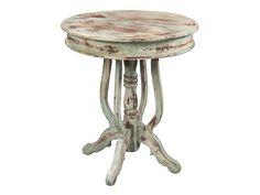 (Hekman Living Room Round Table 2-7263)