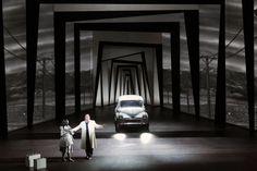 La Forza del Destino from Palau de les Arts Reina Sofia. Production and sets by Davide Livermore.