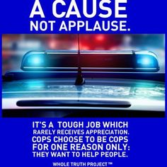 So STOP complaining about every cop who gives you a ticket or stops you! They might have just saved your life!