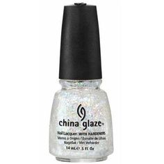 Nothing says the perfect nail like China Glaze. China Glaze unique lacquers contain China Clay as a nail hardener, the same material that gives porcelain its finish. These glossy lacquers work in perf