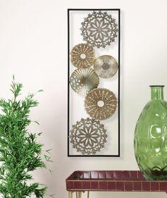 #homedecor #interiordesign #inspiration #decoration #decor #decoration #livingroom #trends2019 Wall Decor, Interiors, Living Room, Interior Design, Metal, Inspiration, Home Decor, Wall Hanging Decor, Nest Design