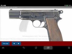 FN pistol High Power (HP35) explained - Android APP - HLebooks.com Find our speedloader now! http://www.amazon.com/shops/raeind