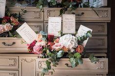Tableau Marriage #flower #wedding  #floral #weddingday #brides #tableaumarriage