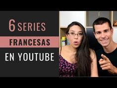 6 SERIES FRANCESAS EN YOUTUBE PARA APRENDER FRANCES - YouTube French Grammar, French Words, French Lessons, Love Languages, Learn French, Learning Activities, Youtube, Teaching, Education