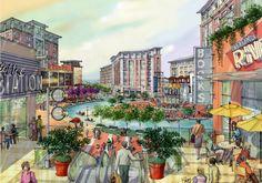 El Monte Transit Village | Architects Orange